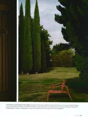 CAPPELLINI Thinking Manu0027s Chair By Jasper Morrison