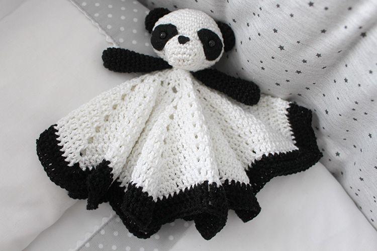 Manta de apego de crochet, ¡incluye el patrón! | Amigurumi, Crochet ...