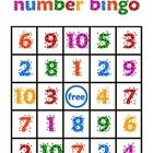 This is a number bingo game I made for my class tonight.  I wanted to share it with other teachers.  There are 5 different colorful game boards.  Y...
