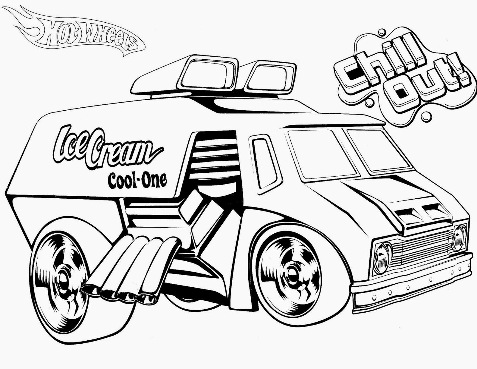 hot wheels coloring books