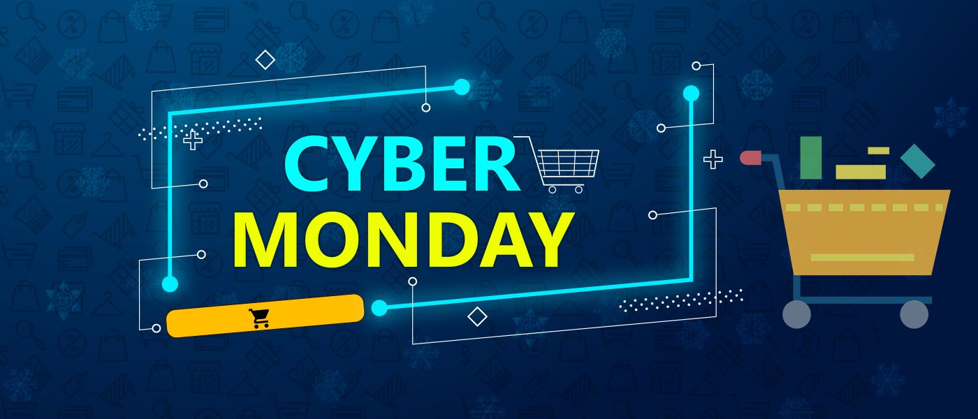This blog emphasizes on how brands try to get customers' attention on cyber monday with various offers. #cybermonday #cybermonday2019 #cybermondayoffers #emailtemplate
