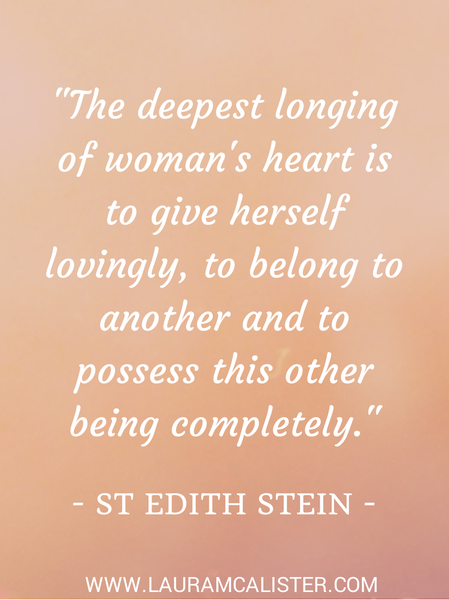 Image result for edith stein woman quote