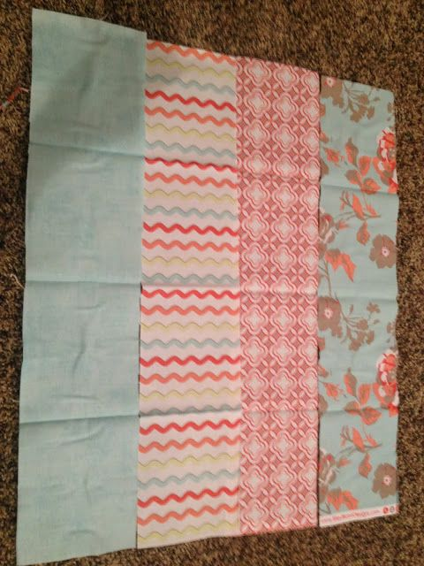 Free quilt patterns for beginners with this step by step tutorial ... : free fat quarter quilt patterns beginners - Adamdwight.com