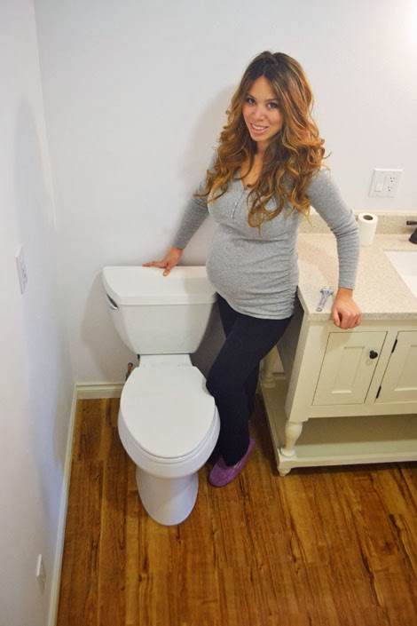 How To Install A Toilet From Ana White Includes Detail On Using