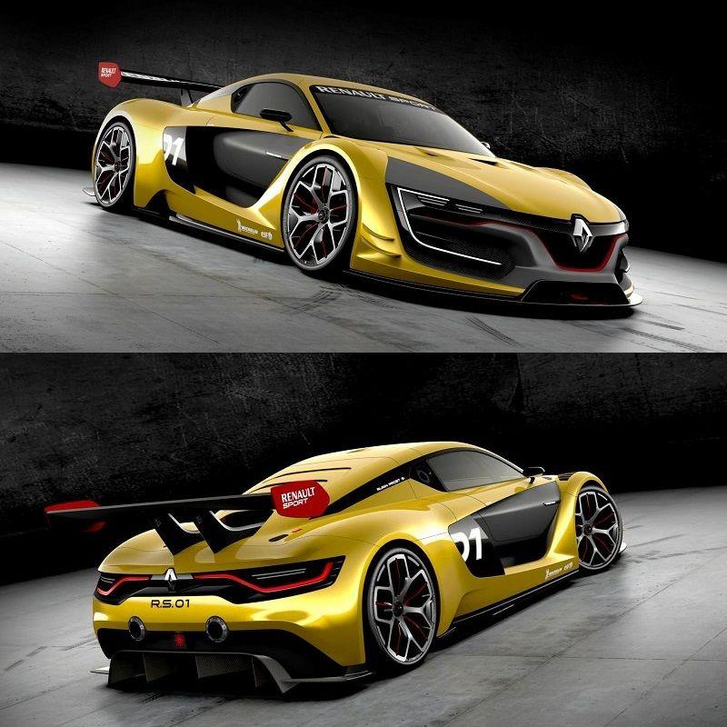 رينو تكشف عن سيارة رينو R S 01 الرياضية السريعة بعد بضعة صور ومقاطع فيديو تشويقية كشفت رينو أخيرا عن سيارة R S 01 الخاصة Concept Cars Super Cars Sports Car