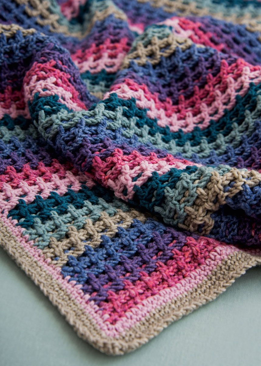 DECKE Cool Wool Big | Pinterest | Strickmuster
