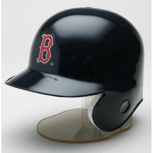 Boston Sox Riddell Mini Batting Helmet Major League Baseball Teams 384b3e13fba