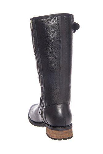 cf9cbda123f UGG Australia Women's Chancery Bomber Leather Boot #shoes A taller ...