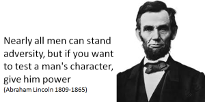 Abraham Lincoln Quotes On Leadership Images Leadership Quotes Of