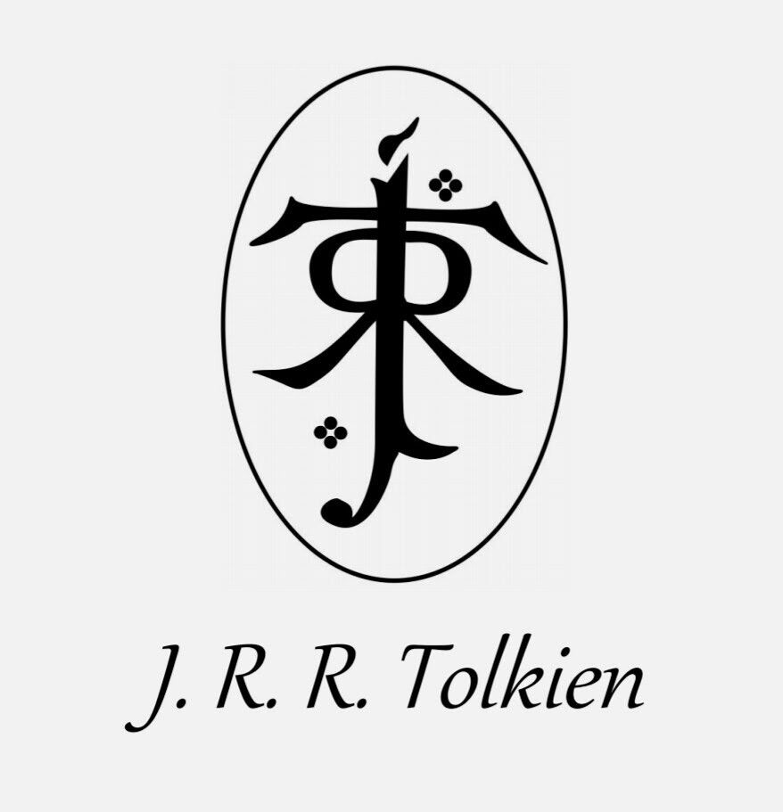 Pin by sarah lorenz on lord of the ringshobbit tolkien tolkien monogram signature symbol lord of the rings biocorpaavc Choice Image