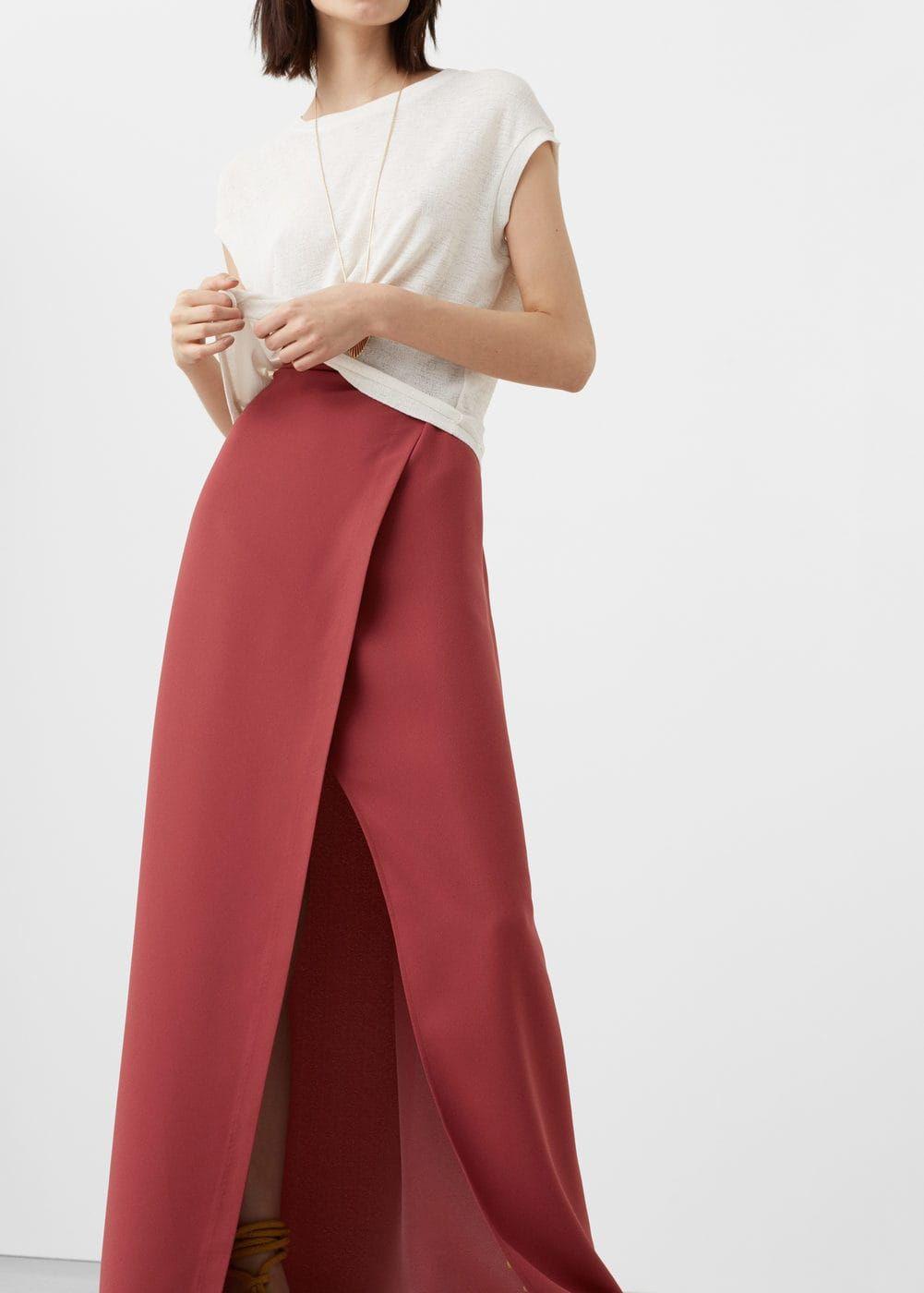 Fashion week Long stylish skirts online for girls