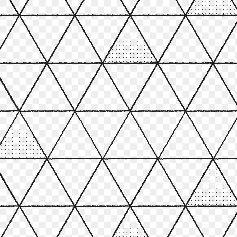 Seamless 3d Triangle Pattern Design Element Free Image By Rawpixel Com Sasi Triangle Pattern 3d Triangle Design Element