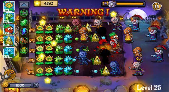Plants vs zombies 2 приключеннческая аркадная игра на пк растения.