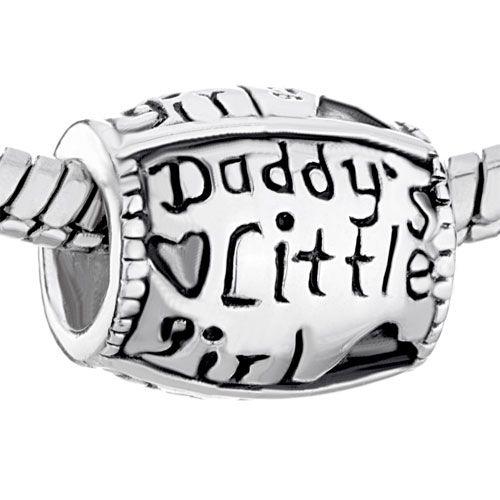 daddy's little girl pandora charm