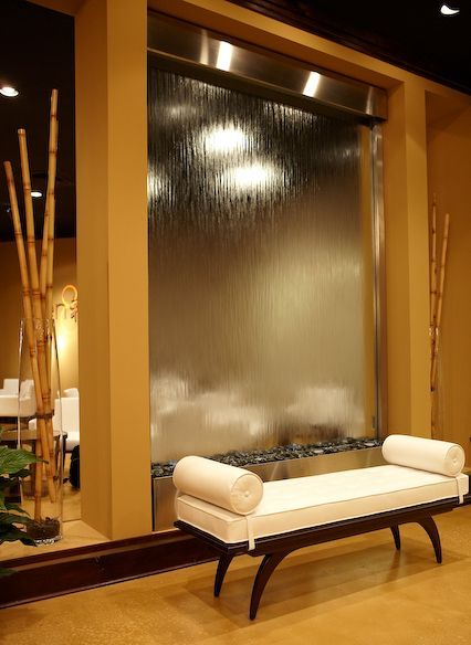Pin By Inni On Water Fountain Indoor Wall Fountains Waterfall