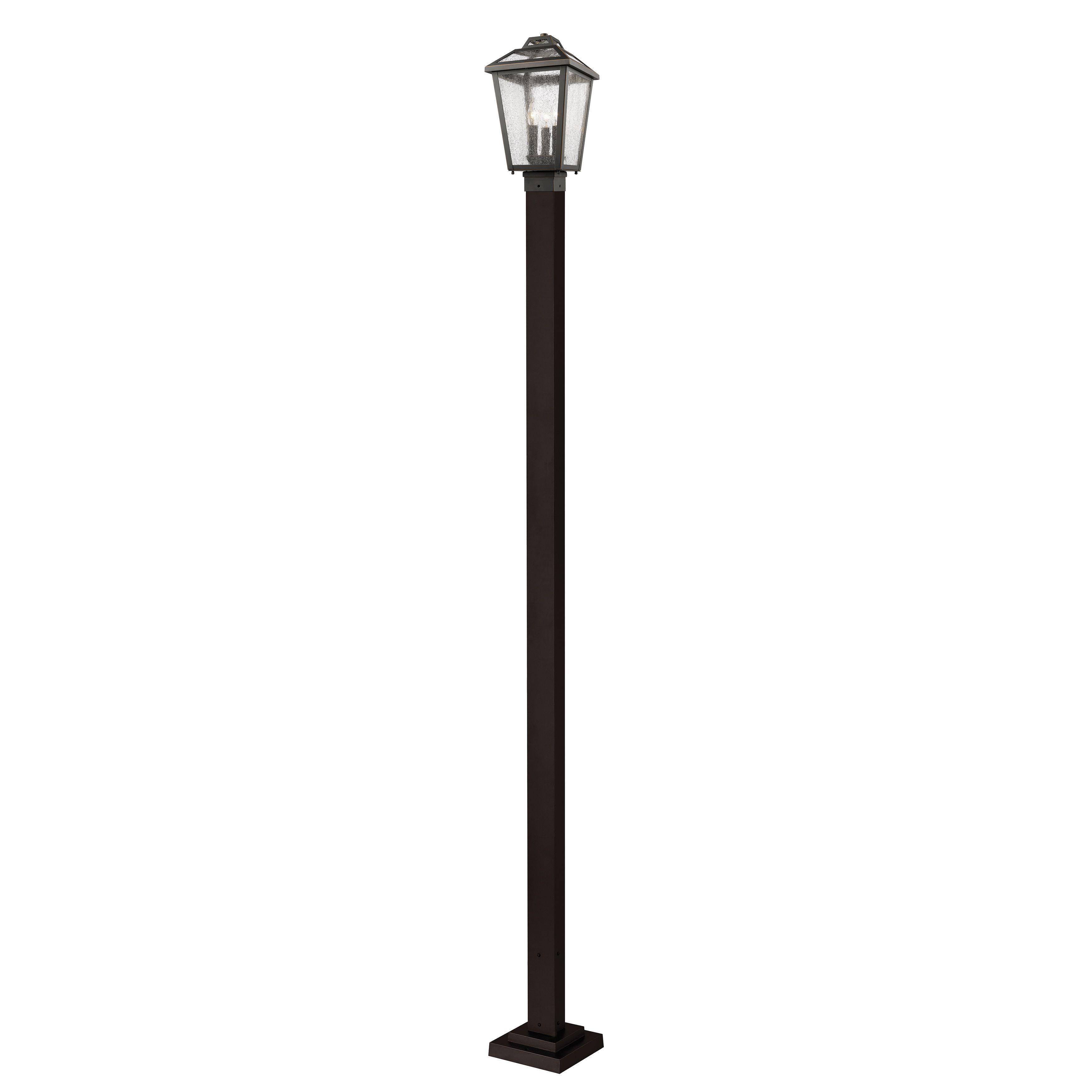 outdoor pole ideas design homezanin smart decorating gallant solar image pleasing lights lamps garden remodeling post dk lamp