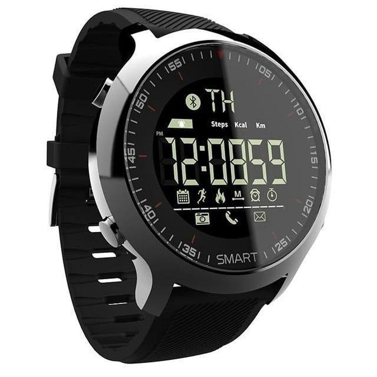 Ip68 Waterproof Rating Watches For Men Smartwatch Wearables Coole Uhren