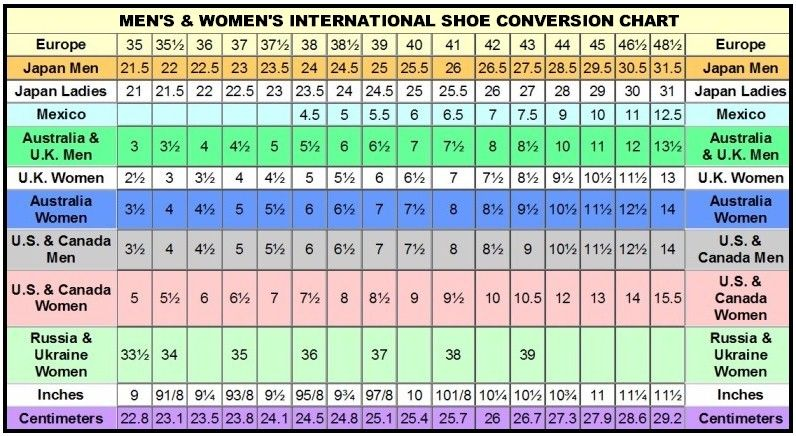 Image Result For Shoe Size Conversion Mexico To Us Cole Haan Mens Shoes Shoe Size Conversion Baby Shoe Size Chart