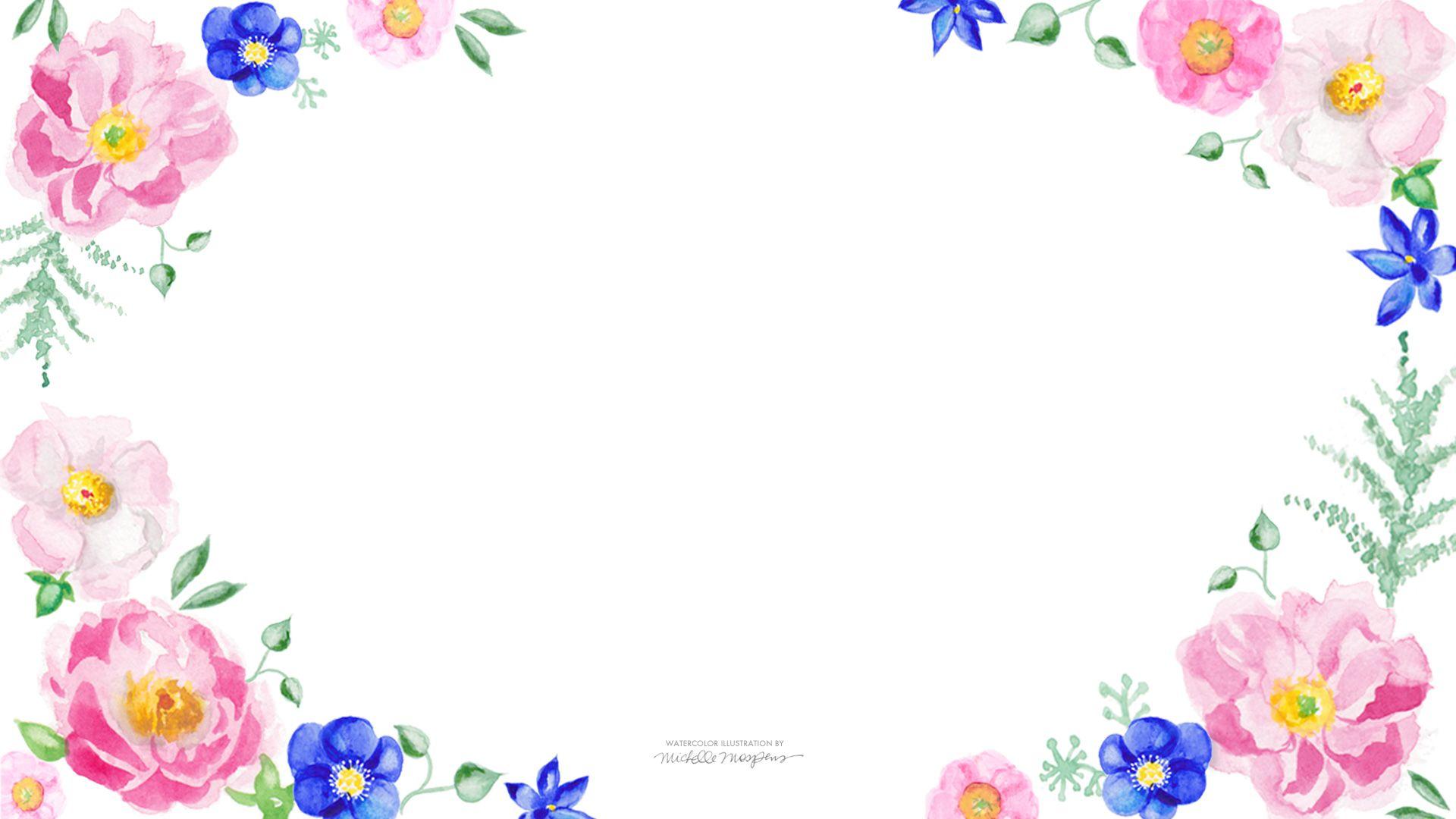 floral desktop wallpaper 1920x1080 Google Search