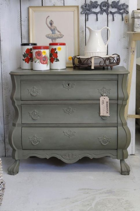 Buikkast furniture makeover pinterest huisdecoratie for 2e hands meubels