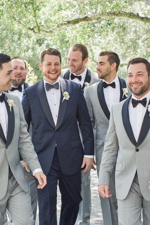 18 Groomsmen Attire For Perfect Look On Wedding Day | Wedding ...