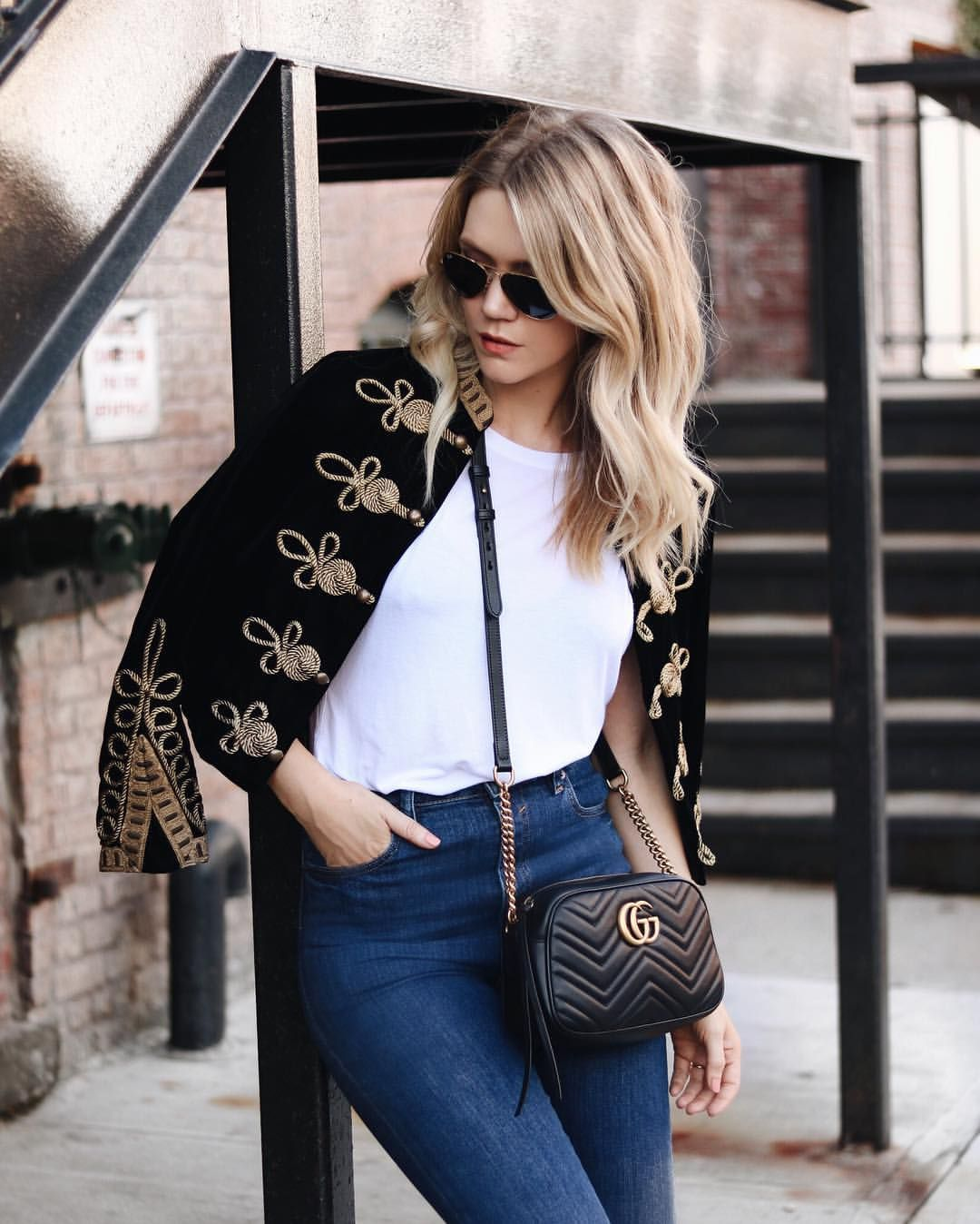 Gucci Marmont See This Instagram Photo By Cheraleelyle 2 798 Likes Bag