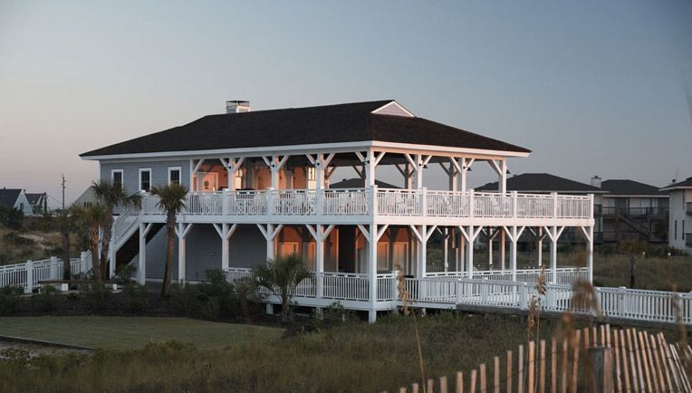 Surf Club Wrightsville Beach Projects Bowman Murray