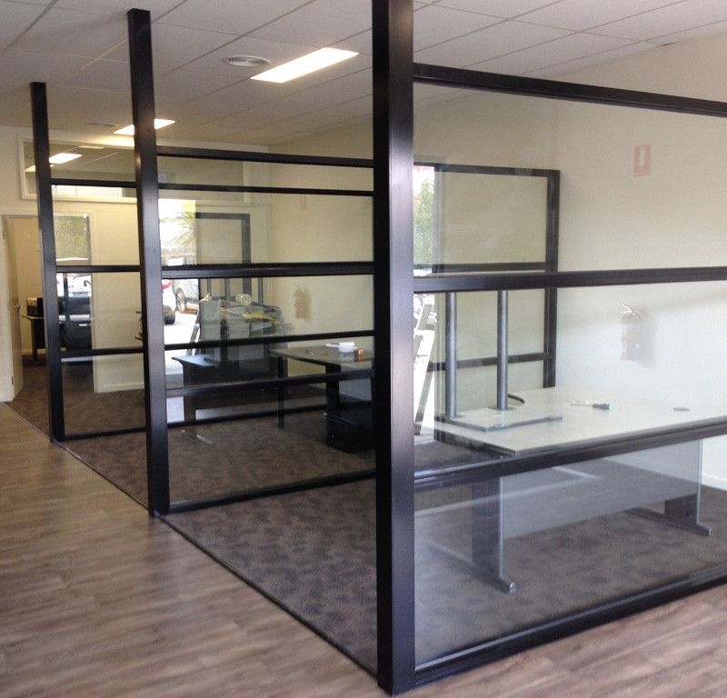 glass office walls | Glass Office Partitions Geelong | Walls | Wall ...
