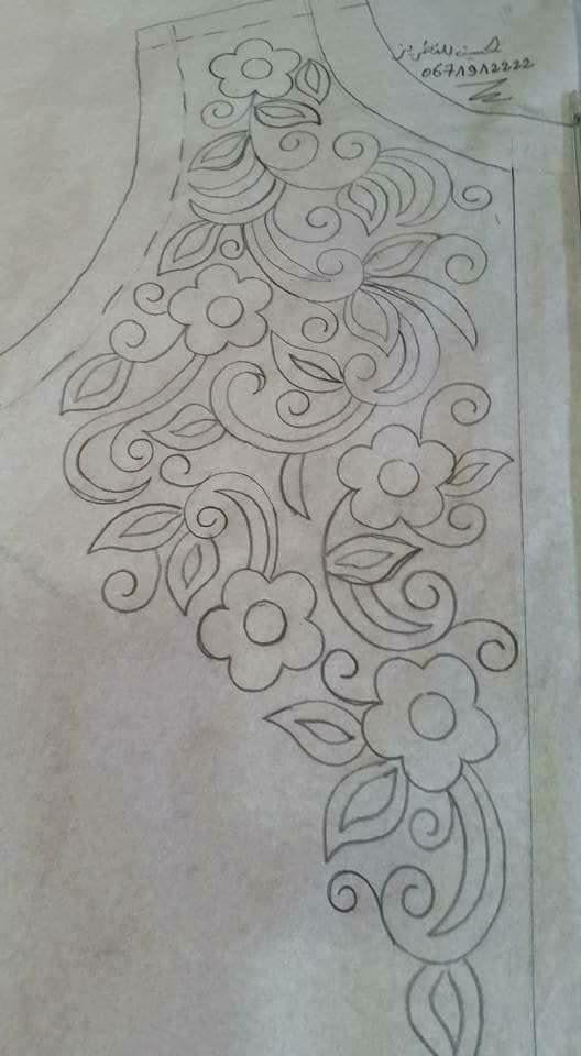 Pin de Saiarjun Kokkonda en Chudidhar Embroidery   Pinterest ...