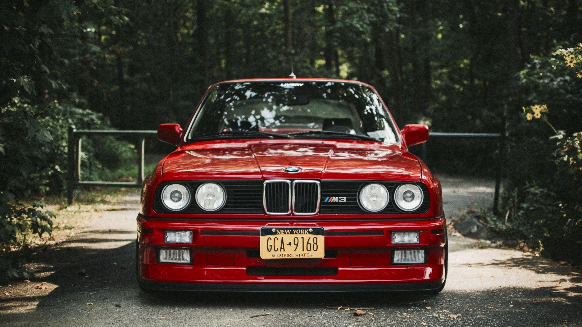 Bmw M3 Evo Bmw E30 Bmw E30 M3 Red Bmw