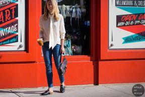 STYLE DU MONDE / New York Fashion Week SS 2016 Street Style: Caroline Grosso  // #Fashion, #FashionBlog, #FashionBlogger, #Ootd, #OutfitOfTheDay, #StreetStyle, #Style