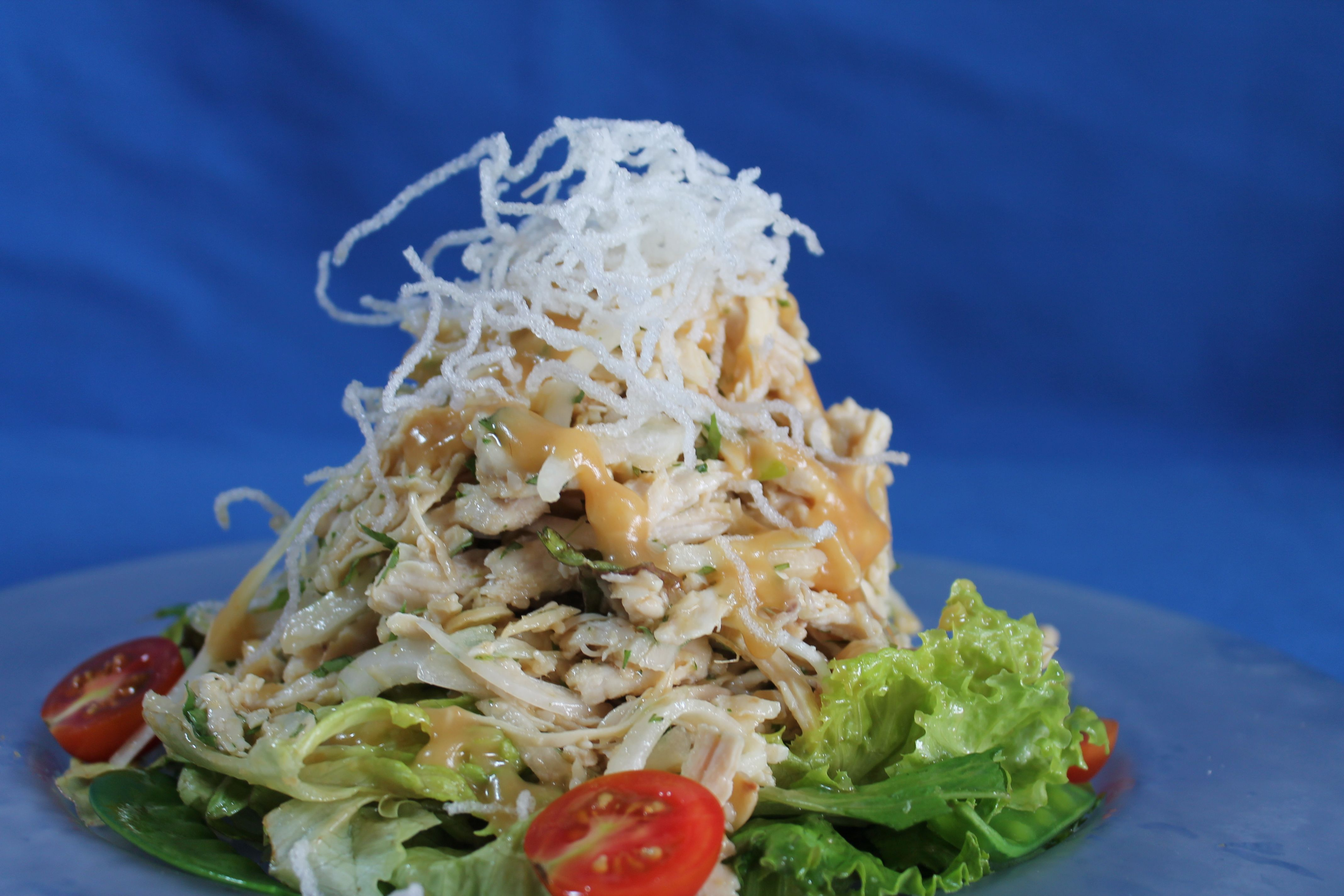 How To Cook Chicken Breast With Salad Dressing