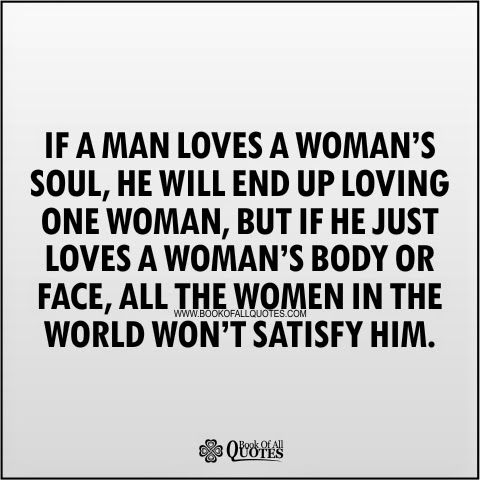 A A With Woman Man Falls Love In How