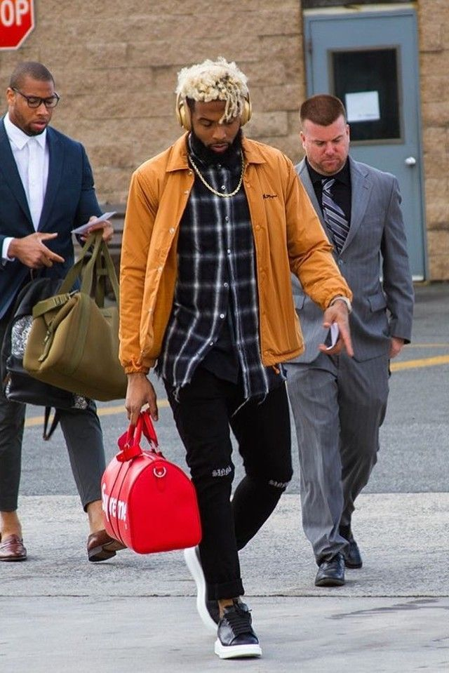 Odell Beckham Jr. - On point on Looklive
