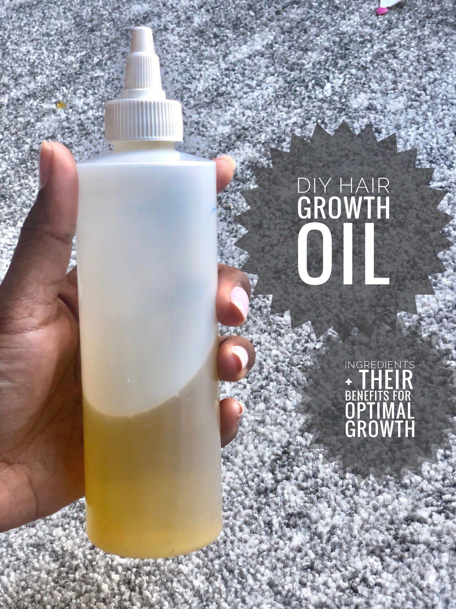 Diy hair growth oil mamas kitchen curls natural