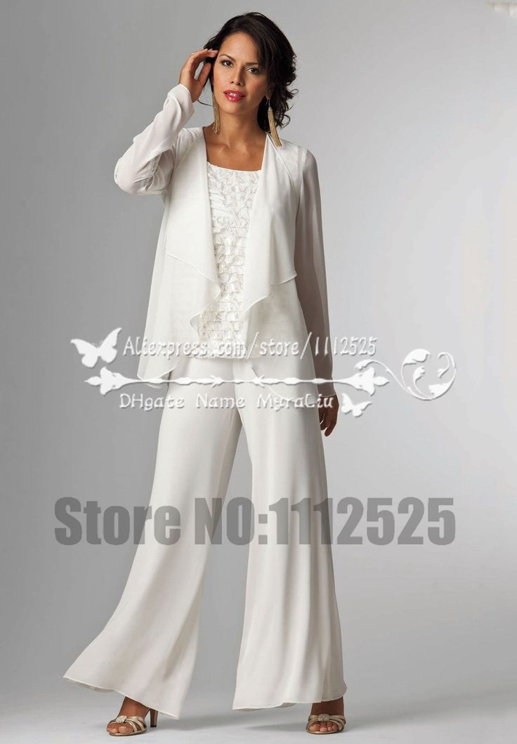 Mother Of Bride Pantsuits