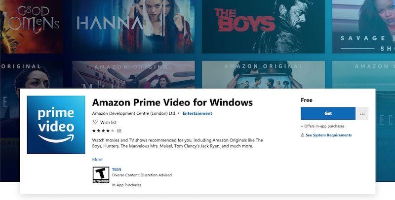 Amazon Prime Photos Desktop App