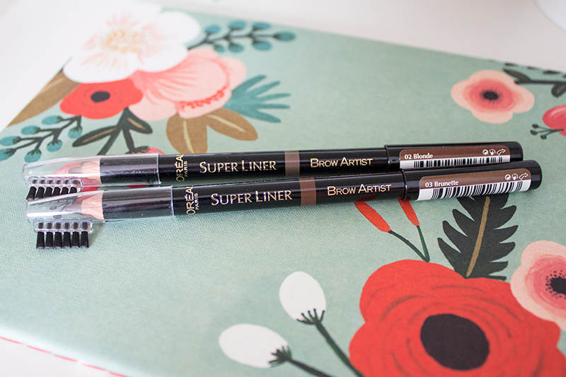 Super Liner Brow Artist by L'Oreal #14