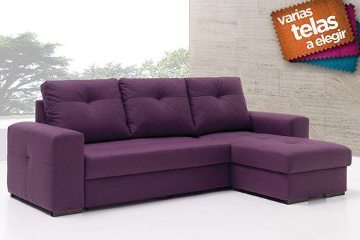 Sof cama con chaise longue a la derecha a place in the - Sofa chaise longue cama ...