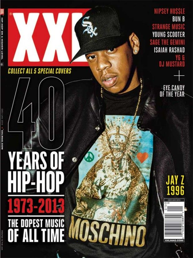 JayZ - 40 Years of Hip Hop (XXL) CoVers Pinterest 40 years - fresh blueprint 2 cover