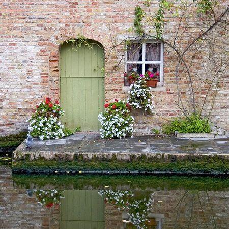 Canal Doorway