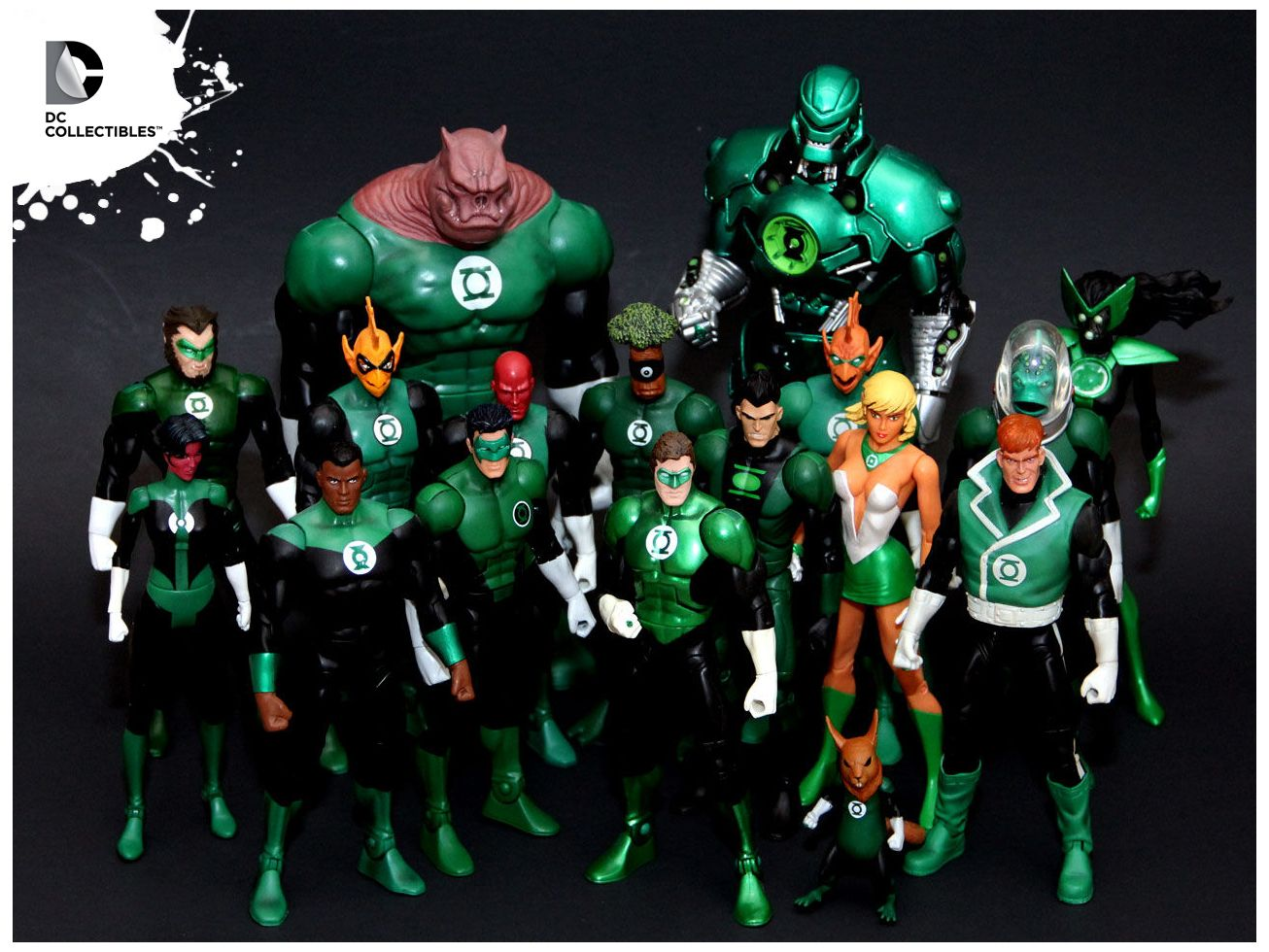 Dc Universe Classics Green Lantern Corps Toys Other