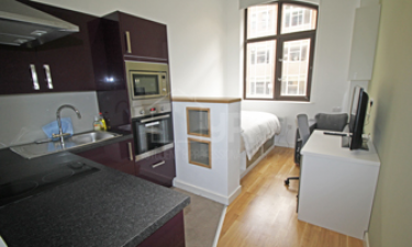 Modern Studio Apartment To Rent In Leeds City Centre Available 1st September 2019 The