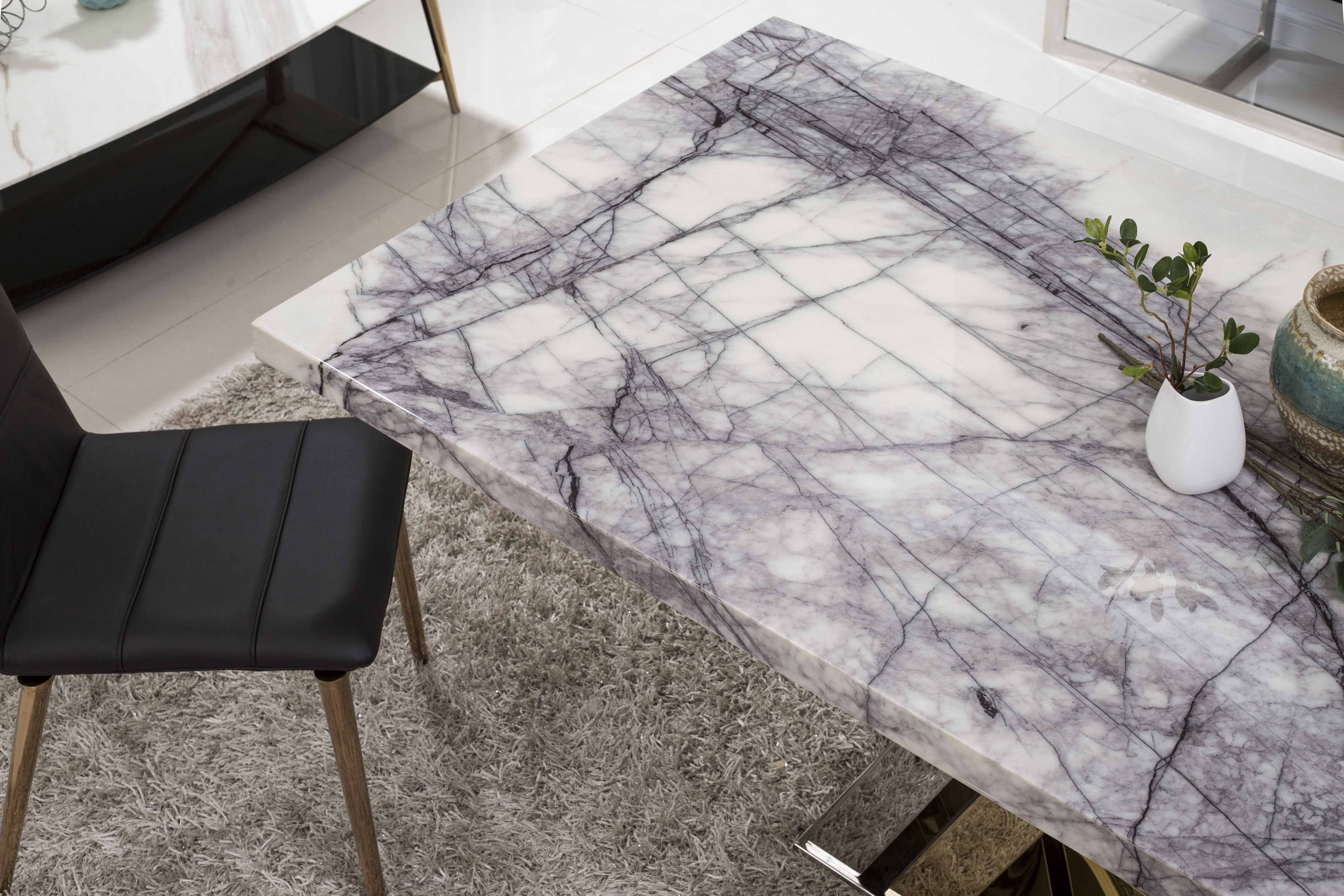 Illuminate The Ambience With Scintilating Marble Top Available At