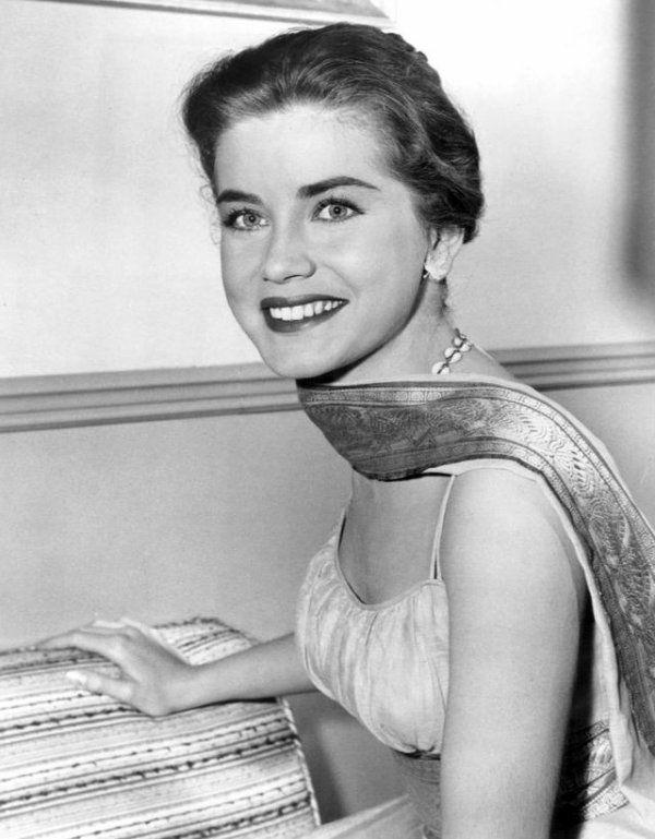 Dolores Hart. 1950s
