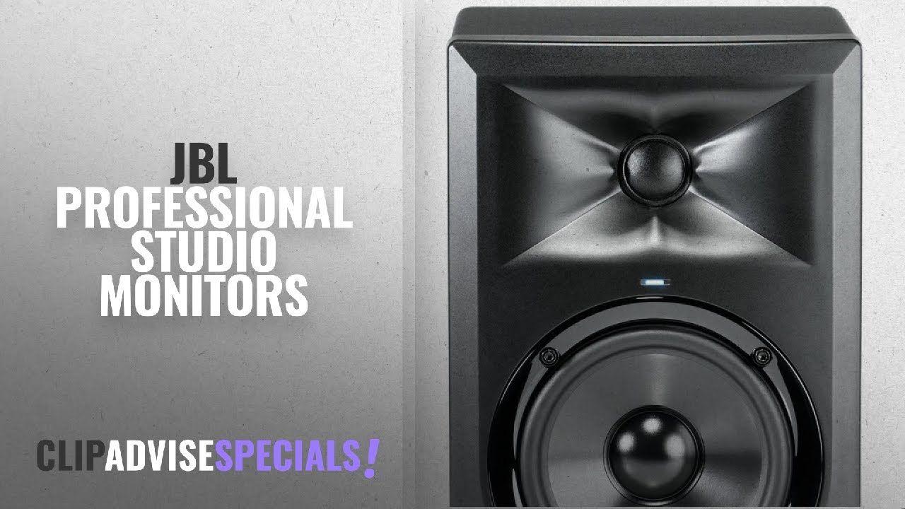 Top 10 Jbl Professional Studio Monitors [2018]: JBL LSR305