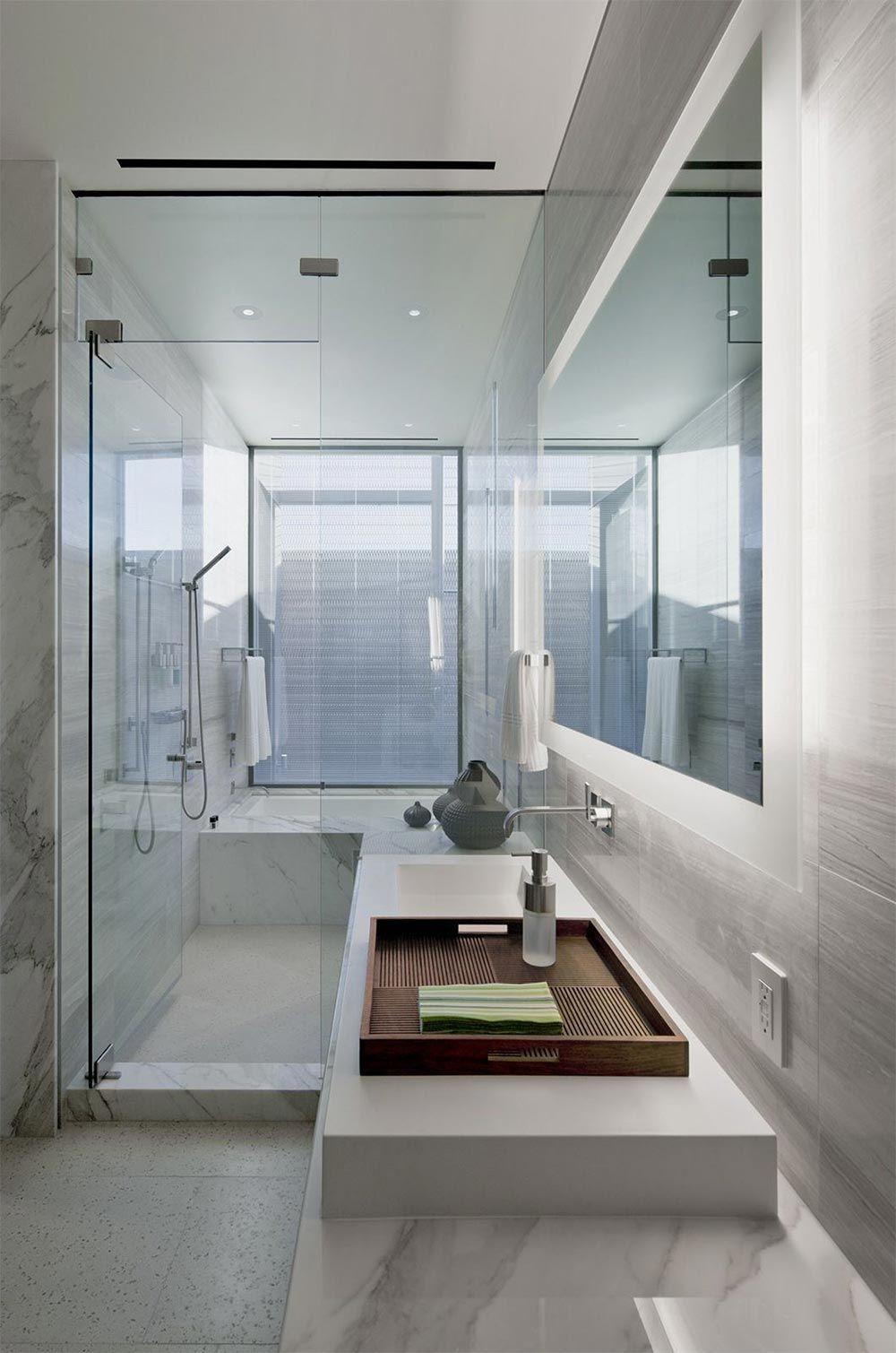 Photo of BAGNO LUNGO E STRETTO. PIASTRELLE E COLORI | Interior designer | Una designer pe…