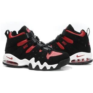 Charles Barkley Shoes Red