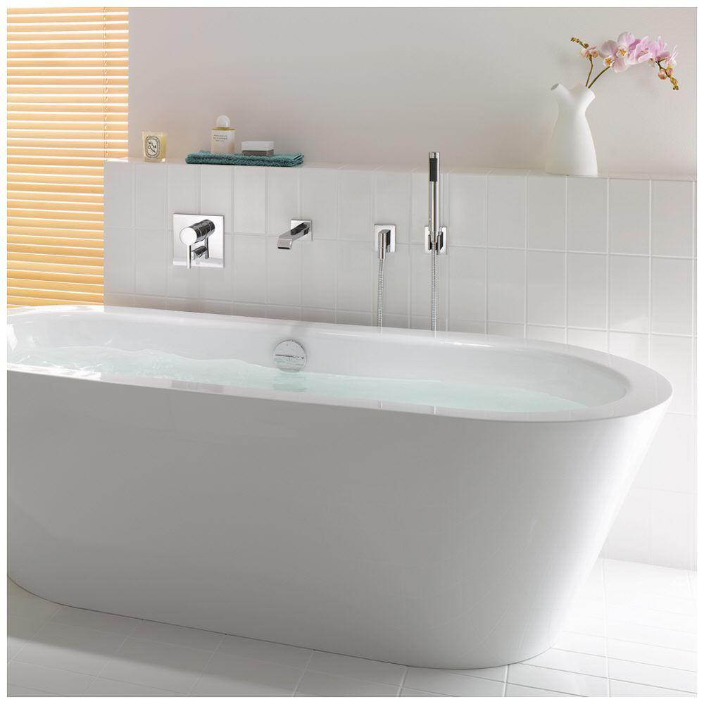 Hersteller Dornbracht Imo Wanne Wanneneinlauf Wandmontage Detail2 767592 Jpg 1000 1000 Wanne Badezimmer Wande