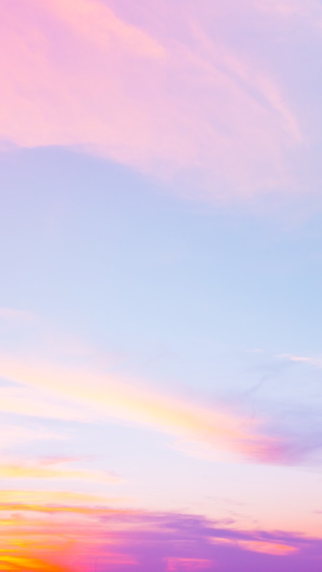 Matt Crump Photography Iphone Wallpaper Pastel Sunset Sky Clouds Pastel Sunset Backdrops Backgrounds Background